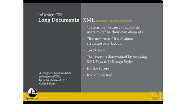 Layout automation overview: InDesign CS3 Long Documents