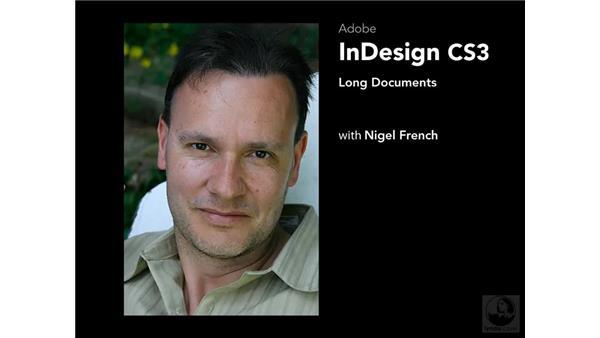 Goodbye: InDesign CS3 Long Documents