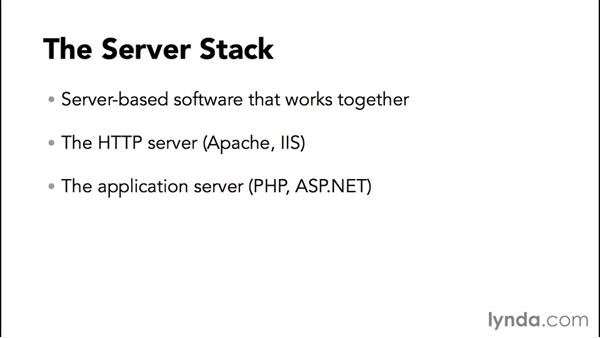 What is an AMP stack?: Installing Apache, MySQL, and PHP