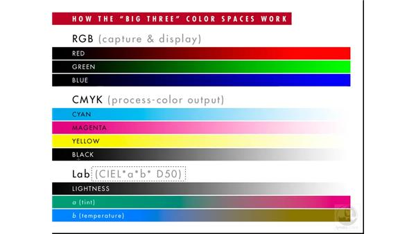 Device-dependant CIELAB D50: Photoshop CS3 Mastering Lab Color