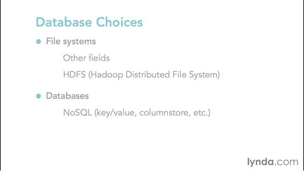 Understanding the limits of relational database management systems: Hadoop Fundamentals