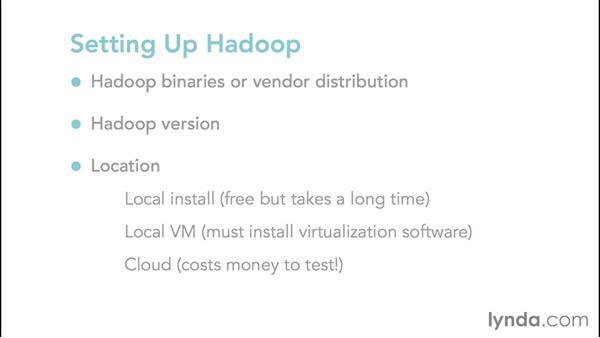 Understanding the parts and pieces: Hadoop Fundamentals