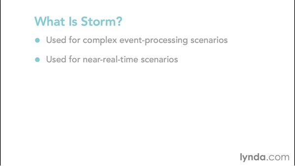 Introducing Storm: Hadoop Fundamentals