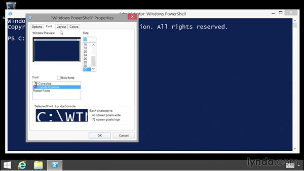Customizing PowerShell for comfort: Up and Running with PowerShell 5