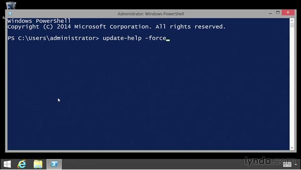 Updating your most important resource: Help: Up and Running with PowerShell 5