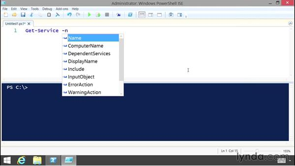 Using the Integrated Scripting Environment (ISE): Up and Running with PowerShell 5