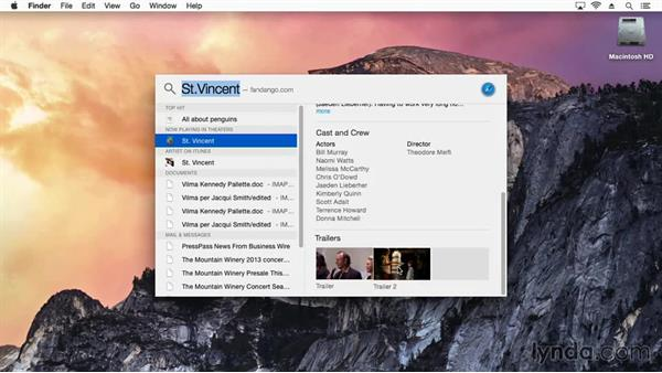 Extending Spotlight's reach: Mac OS X Yosemite Tips and Tricks