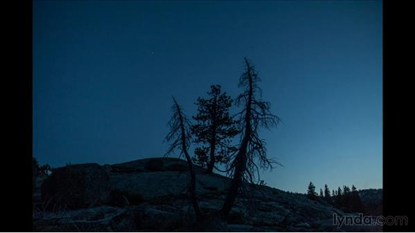 Understanding the rhythm of the night: Photographing the Night Landscape