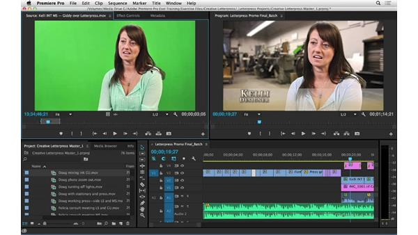 Match Frames and more in Premiere Pro: Video Post Tips Weekly