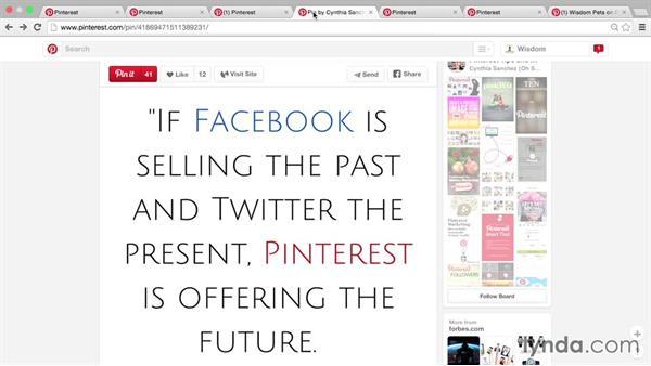 Develop a Pinterest mindset: Pinterest for Business