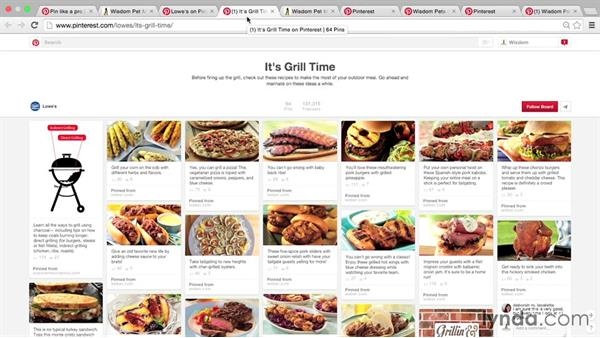Reaching your ideal customer on Pinterest: Pinterest for Business