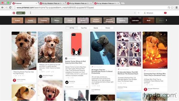 Pin descriptions: Pinterest for Business