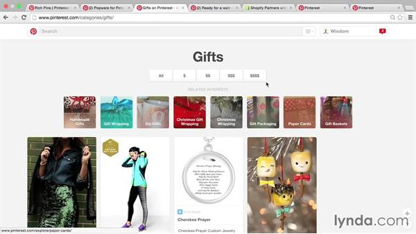 Product Rich Pins: Pinterest for Business