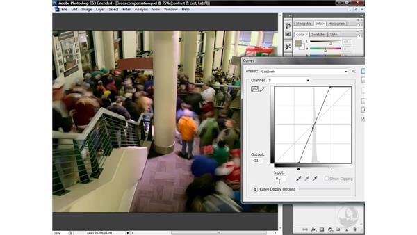 : Photoshop CS3 Mastering Lab Color