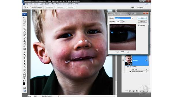 Rendering Shadows/Highlights in  Lab: Photoshop CS3 Mastering Lab Color