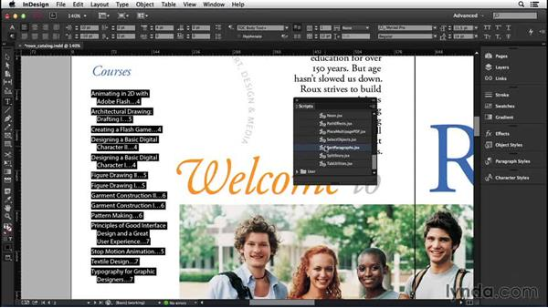 174 How to sort text in InDesign: InDesign Secrets
