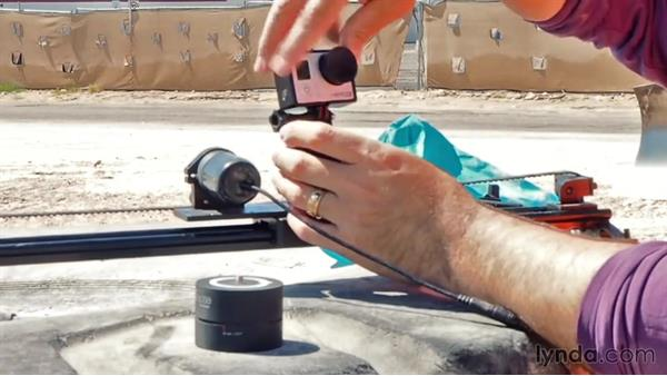 Second axis with timer head: Video Gear Weekly