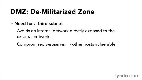 Understanding one-legged demilitarized zones (DMZs) using iptables: Protect Your Network with Open-Source Software
