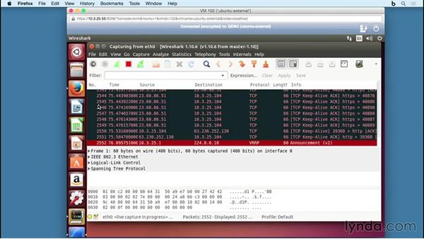 Demonstrating Wireshark's advanced features: Protect Your Network with Open-Source Software