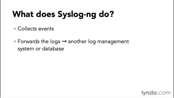 Syslog-ng: Protect Your Network with Open-Source Software