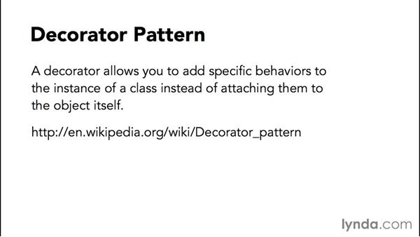 Introducing the decorator pattern: Design Patterns in PHP