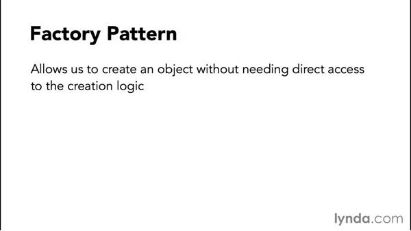 Introducing the factory pattern: Design Patterns in PHP