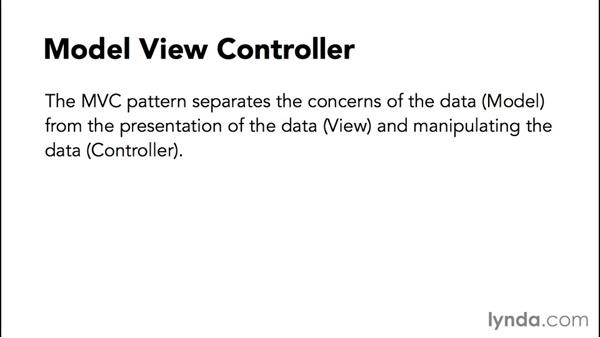 Introducing the model-view-controller pattern: Design Patterns in PHP