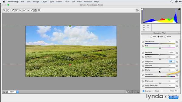 Correcting video with Camera Raw: After Effects Guru: Advanced Photoshop Techniques