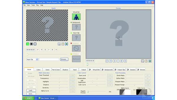 Using Live Preview: Ultra CS3 Essential Training