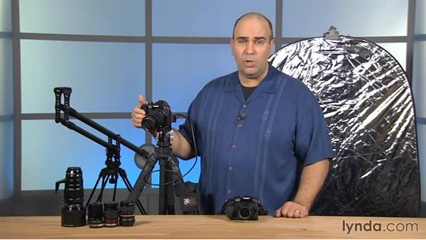 Key features: Up and Running with Micro Four-Thirds Cameras