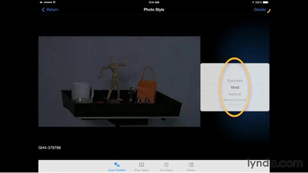 Controlling the Panasonic GH4 with an app: Up and Running with Micro Four-Thirds Cameras