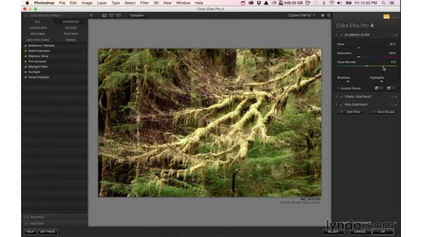 Reviewing other post-processing tips for the Sol Duc images: Landscape Photography: Washington's Olympic National Park