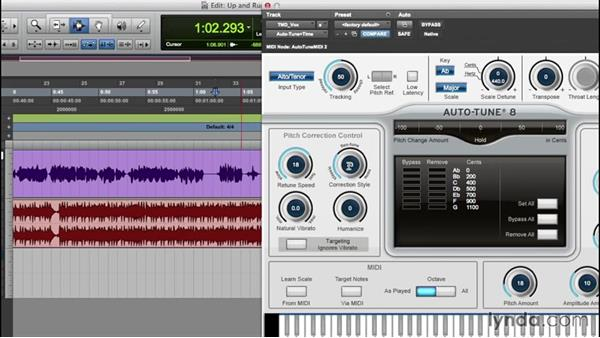 In depth: Tuning with Auto mode and Solid-Tune: Up and Running with Auto-Tune 8