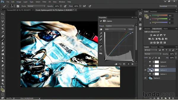 Get a fresh opinion: Nondestructive Exposure and Color Correction with Photoshop CC (2014)
