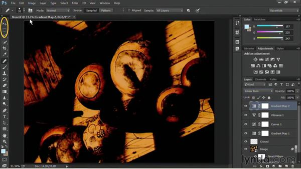 Using blend modes: Nondestructive Exposure and Color Correction with Photoshop CC (2014)
