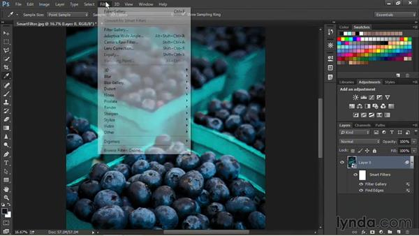 Blending Smart Filters: Nondestructive Exposure and Color Correction with Photoshop CC (2014)
