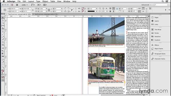 175 Making captions easy (ignore text wrap object style library item live caption): InDesign Secrets