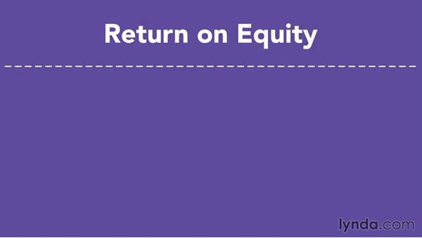 Return on equity: Running a Profitable Business: Understanding Financial Ratios