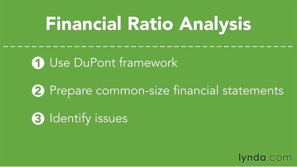 What is the next step in the analysis?: Running a Profitable Business: Understanding Financial Ratios