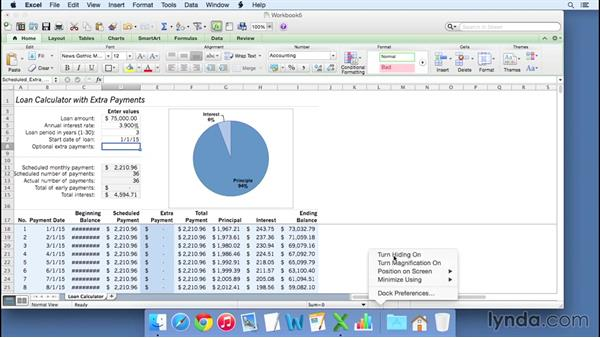 Using spreadsheets: Computer Literacy for Mac