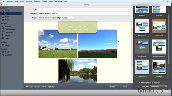 Sharing images: Computer Literacy for Mac
