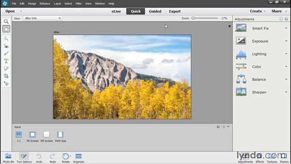 Welcome: Using Lightroom and Photoshop Elements Together