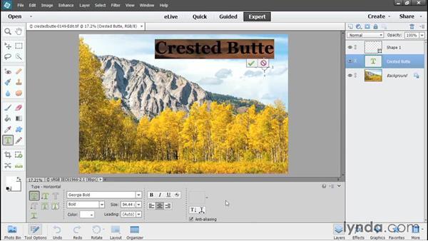 Choosing Edit Original: Using Lightroom and Photoshop Elements Together