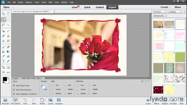 Starting with a JPEG: Using Lightroom and Photoshop Elements Together