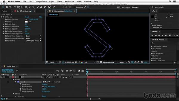 Copying paths from Illustrator: After Effects Tips and Techniques: Shapes, Text, Masks, and Path Effects