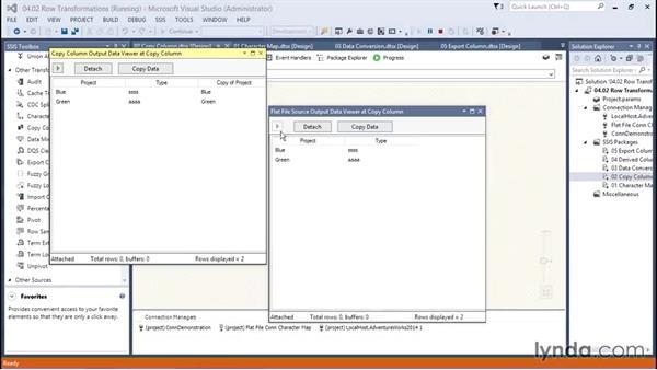 Welcome: SQL Server Integration Services