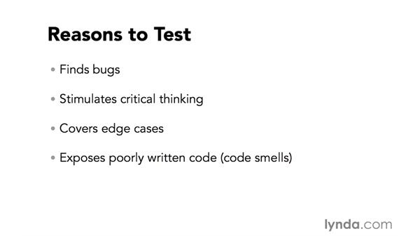 Why software tests are important: RSpec Testing Framework with Ruby