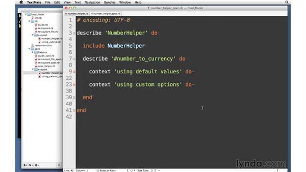 Challenge: NumberHelper: RSpec Testing Framework with Ruby
