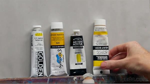 The versatility of acrylics: Foundations of Acrylic Painting