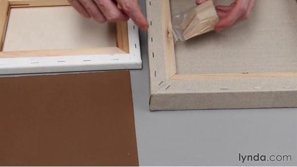 Canvas, paper, or board?: Foundations of Acrylic Painting